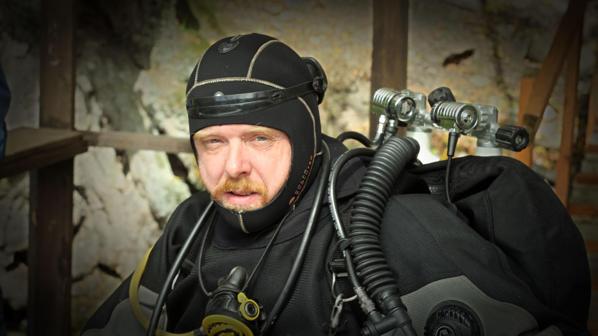 Евгений Корчагин Advanced Recreational Trimix Diver IANTD – поздравляем!